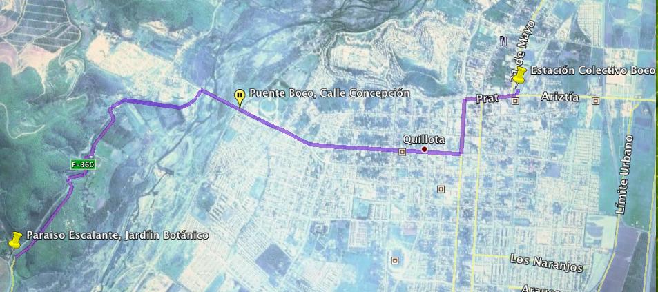 Acceso el paraiso escalante for Cactario santiago